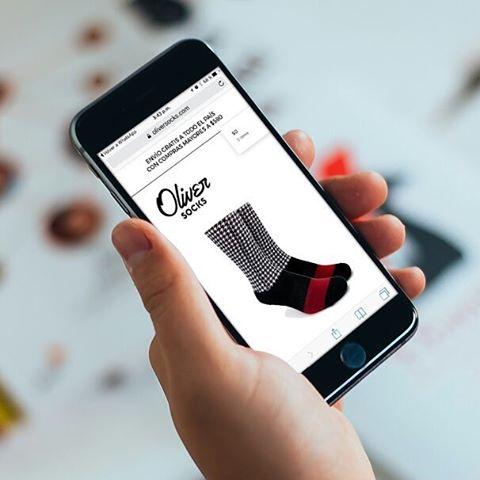 ¡Nuevos modelos para ponerle moda y comodidad a tus pies con #OliverSocks! Llevalos con 20% de descuento utilizando el cupón PREVENTA al finalizar tu compra y tenelos antes que nadie.  Envío gratis a todo el país y pago en cuotas con todas las...