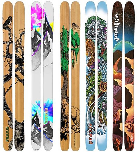 2017 Standard Edition Skis released! Pre order your pair this week and receive our Lowest Price Guarantee! If we advertise a lower price from now until January 1st 2017 you will automatically receive a store credit at www.praxisskis.com for double the...