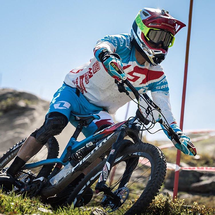 "Sending ""Get well soon"" vibes to the boss aka #NicoVouilloz who's having to sit out of this weekend @world_enduro in Aspen-Snowmass due to illness... Best of Luck to @rae_morrison and Adrien Dailly flying the flag for the @lapierrebikes Enduro team!..."