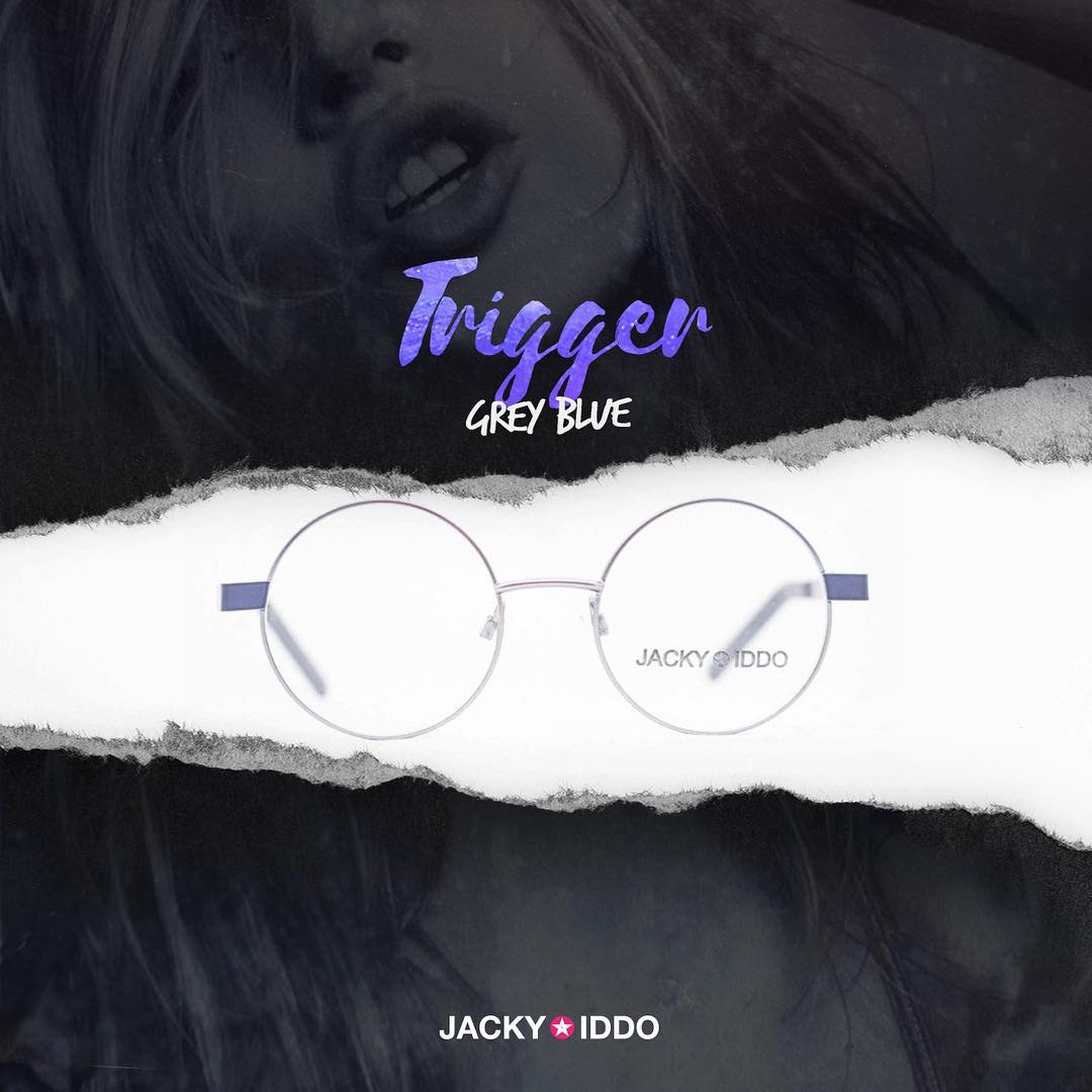 ★ Trigger Grey Blue ★  #NEW #JackyIddo