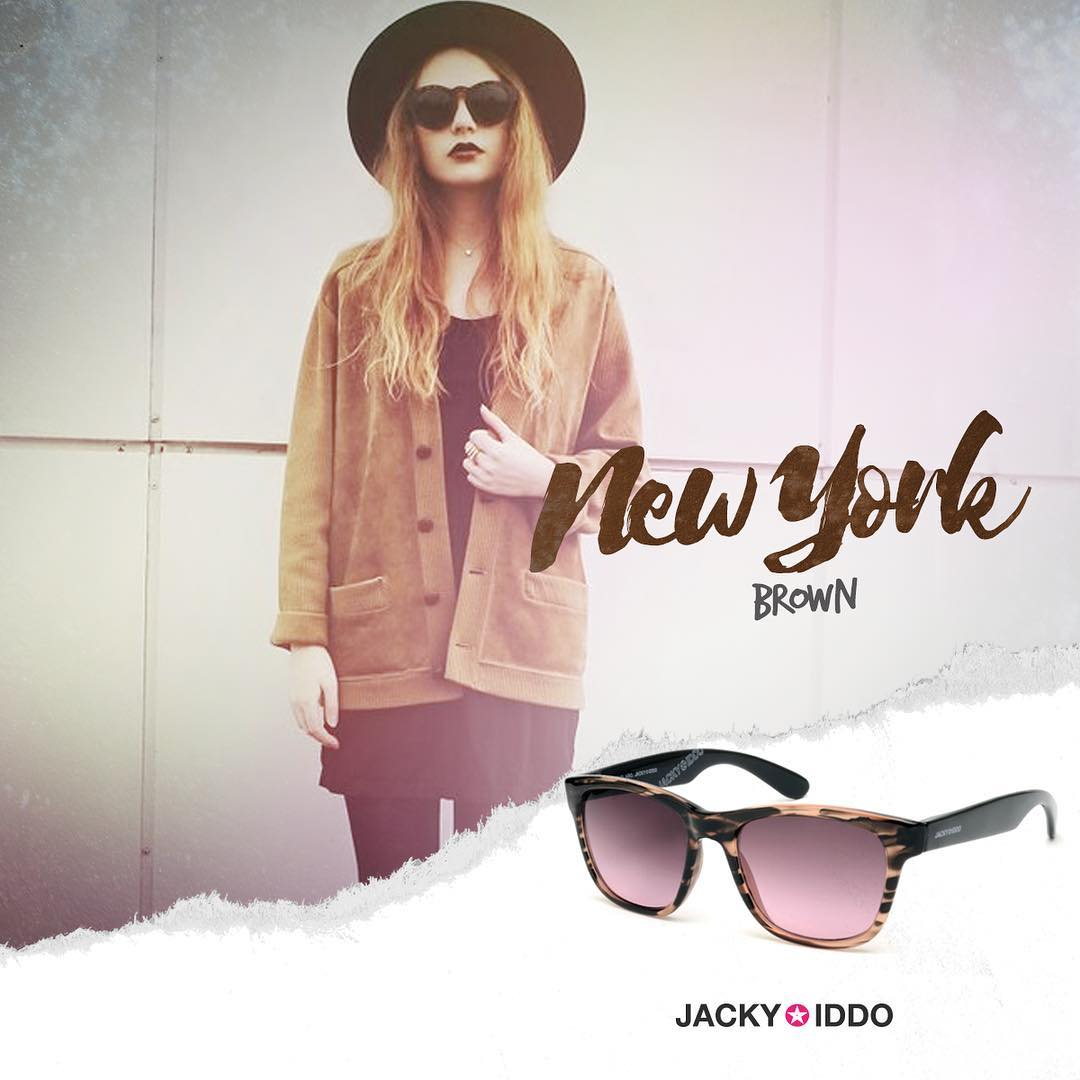 ★ New York Brown ★ #JackyIddo