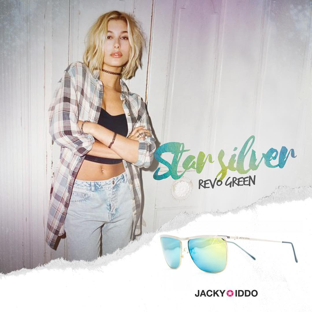 ✨ Star Silver Revo Green ✨ #JackyIddo
