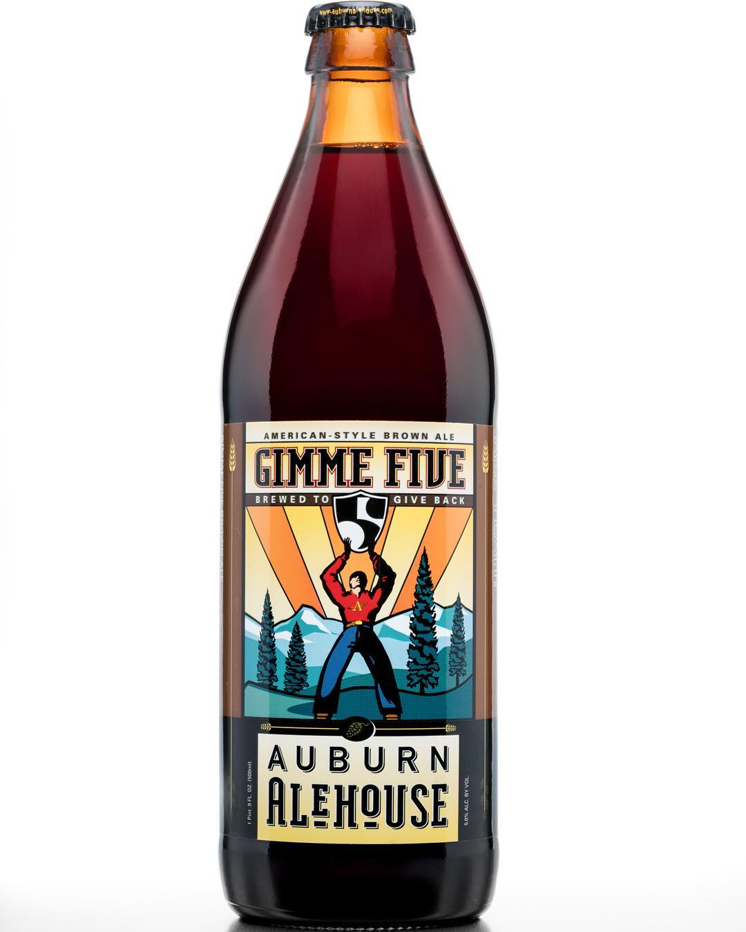 Hey Tahoe! July just got hotter. Celebrate the release of High Fives x @auburn_alehouse beer bottles today from 4 - 7pm behind CA89! #gimmefive #brewedtogiveback