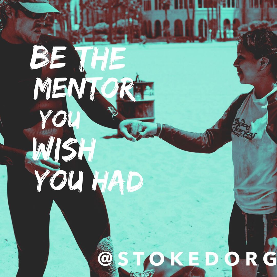 You have the power to make a difference in someone's life. Be the mentor you wish you had.