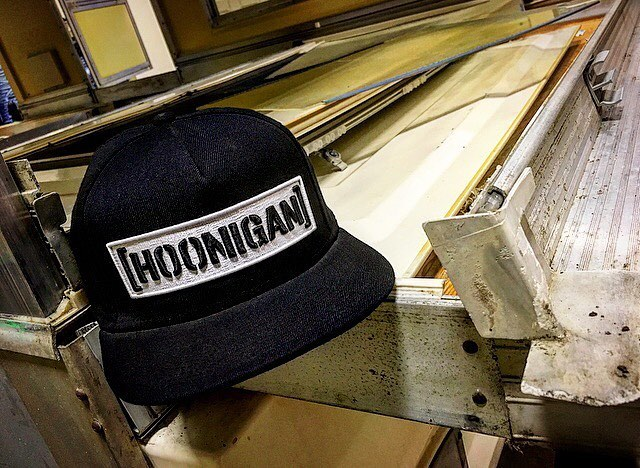 Headware ✖️ [Hoonigan.com] _____ Hit the link in our bio to see more!
