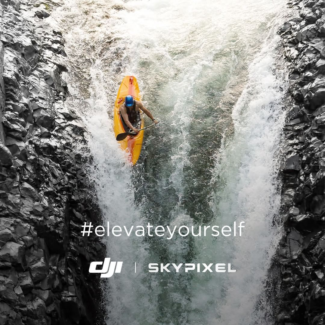 Are you an athlete in the realm of creativity? Join SkyPixel's #ElevateYourself to celebrate the hard work of aerial artists, and win a #DJI Phantom 4! Click the link in our bio to learn more!