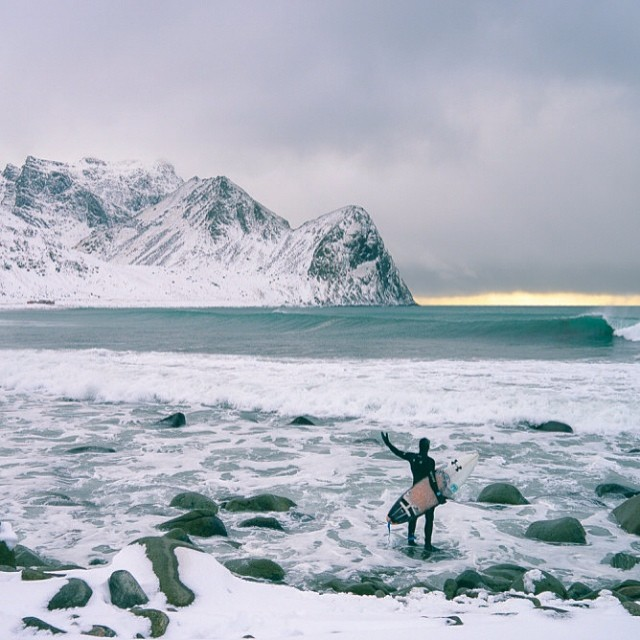Shout Outs To Matuse Family Members : Pat Millin, Rick Starick & Chris Burkard : More To Come From Their Winter Exploits In Norway @patmillin @chrisburkard #lovematuse