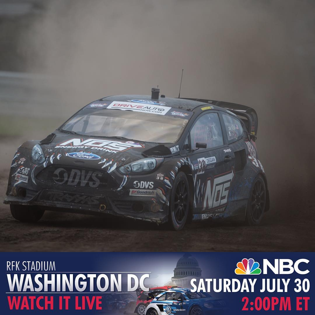 Watch me race live today at 2pm ET on #nbc