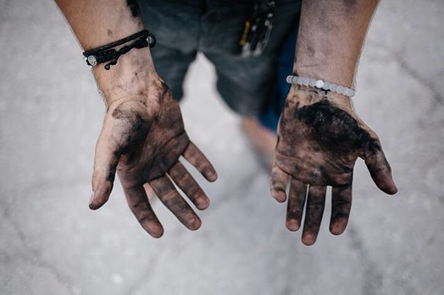 Time to get your hands dirty #livelokai