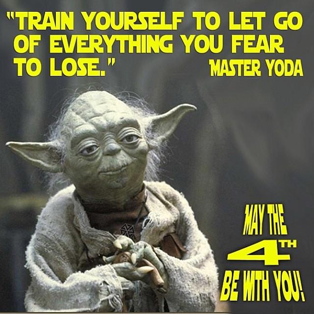 Yoda rules. #maythefourth #starwars #beherenow #avalon7 #futurepositiv www.avalon7.co