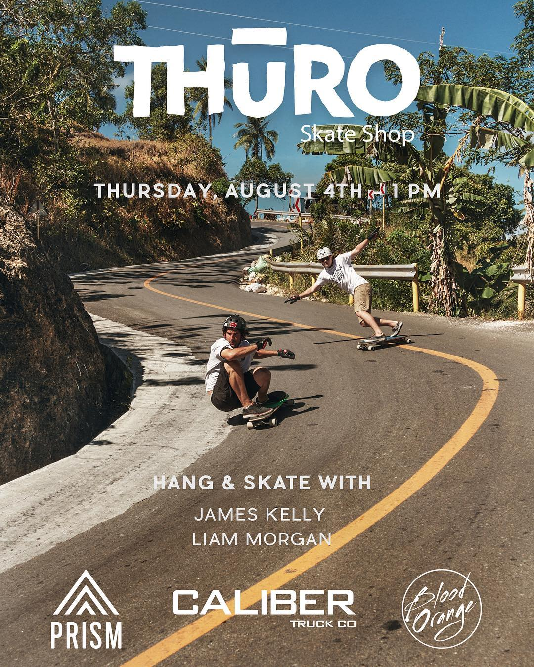 @jameskelly_shm and @liam_lbdr_ will be at @thuroshop in Boston before the @centralmassskatefestival if you're in the area come by for a skate! #centralmass7 #emgeeevents