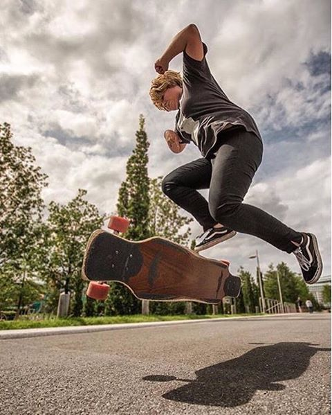 LGC German rider @jamiesunny99 kicking into the weekend. What is everyone else up to?