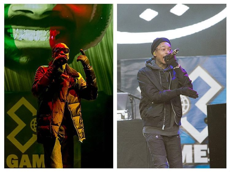 We're gonna spend our Saturday evening with #XGames performers @SnoopDogg and @WizKhalifa at Xfinity Theatre in Hartford, CT!