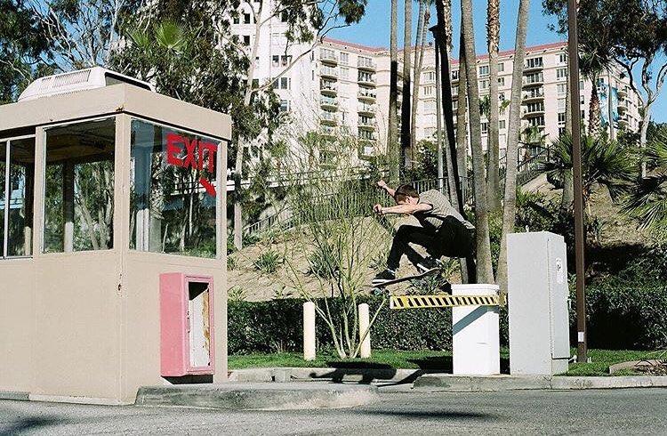 @_julian_davidson street surfin downtown Long Beach