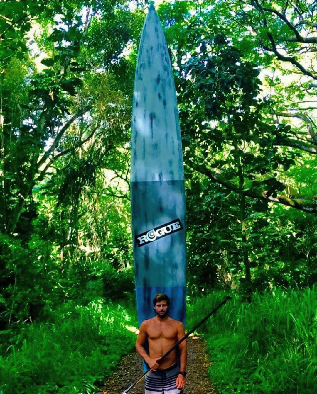Wishing all the paddlers in today's @molokai2oahu world championships a safe crossing!  A very special shout out goes to our very own @joshriccio who finished in the top ten last year and is looking exceptionally strong right now.  Go gettem Josh!!!