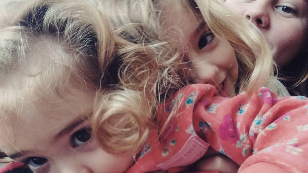Amor de tía y sobrinas. ❤