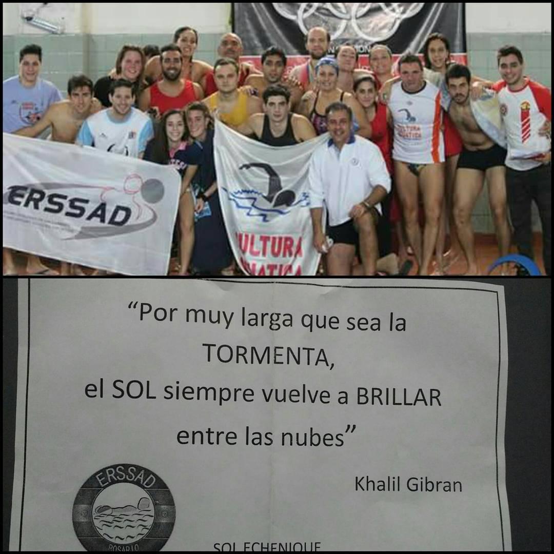 Equipo de salvamento. Primer torneo indoor.  #salvamentodeportivo #salvamentoaquatico #ERSSAD