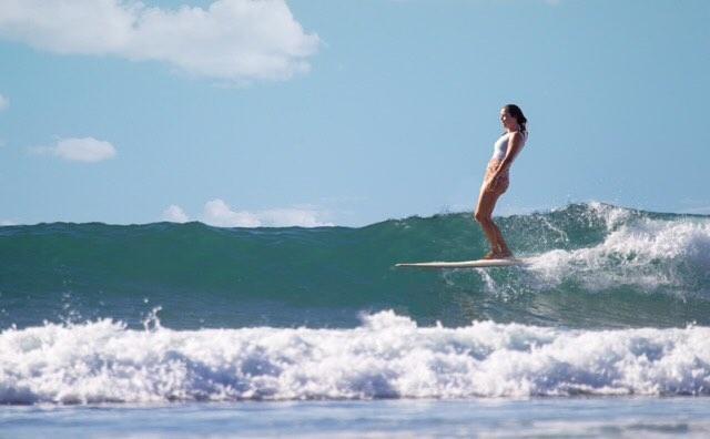 @shredsista doing her thing in Malibu shot by @hashtagsharkbait #seealido #myseealife