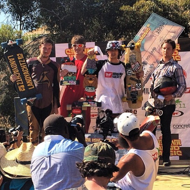 Congrats to the Men's Podium at the Catalina Island Classic!  1. AJ HAIBY 2.MAYTUM 3. REIMER 4. STEPHENS