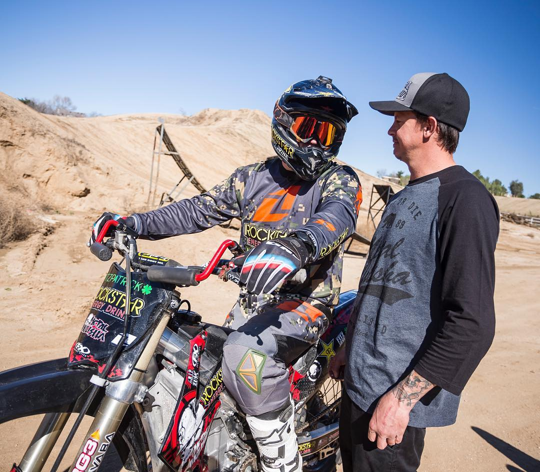 CAPTION THIS‼️ Best one gets a #PrizePack • GO! #MetalMulisha #WorldDomination