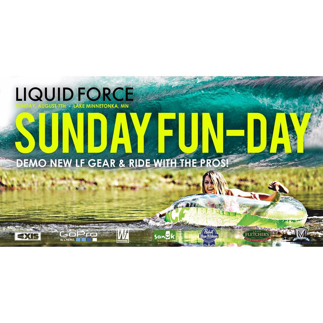 We know what we're doing this Sunday!  Come on out to @lordfletchers to demo new LF boards, ride with @austinkeen47 & @cztommy, and spend some time at party cove... #SundayFunday