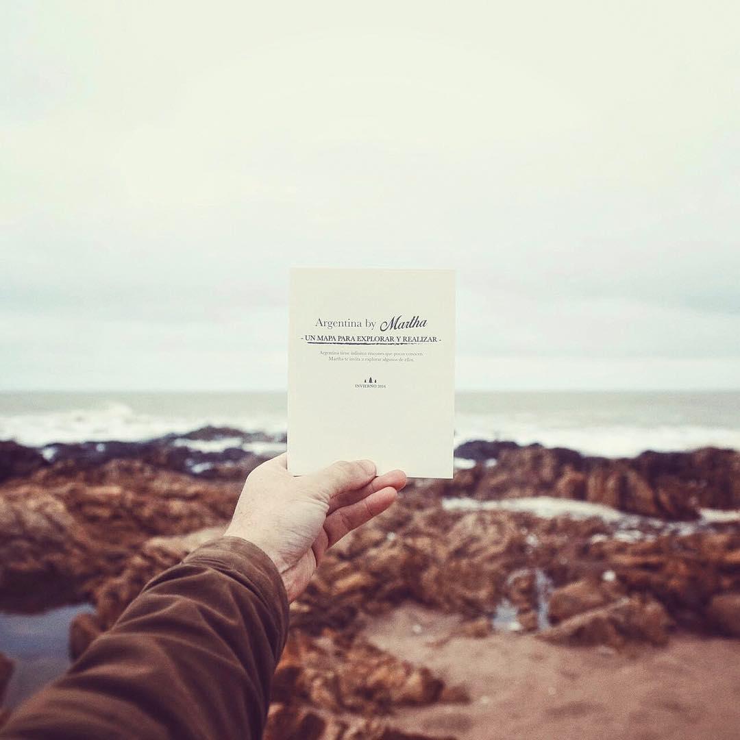 ¿Sabías que comprando cualquier gorro de invierno te regalamos un librito que te invita a explorar rincones de Argentina que pocos conocen? Se parte de la campaña subiendo fotos de lugares únicos de nuestro país en Instagram y Facebook usando el...