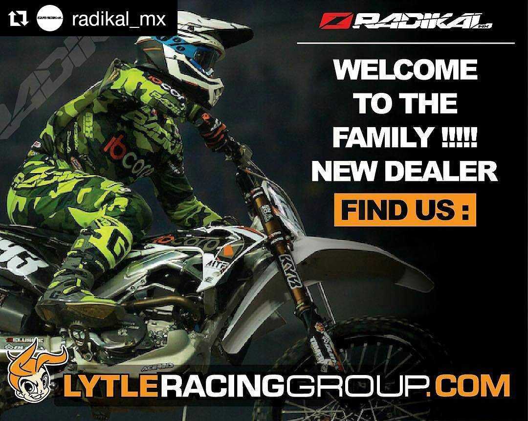 Abriendo fronteras!! #Repost @radikal_mx with @repostapp ・・・ Very pleased to have @lytleracinggroup setup and running! Head over to their dealer or online store today to purchase our products! #RadikalRacing #RadikalMX