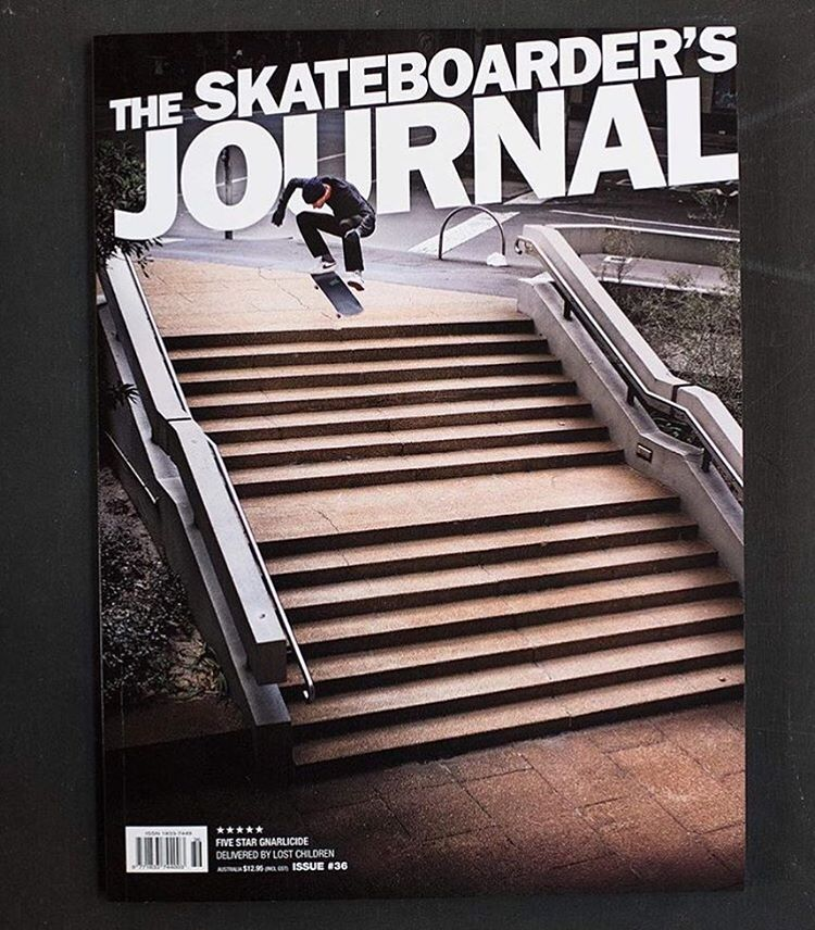 Aussie ruler Nathan Jackson (@nate_mate) is a beast! Congrats on the cover, and with that, an official warm welcome to the Element family!