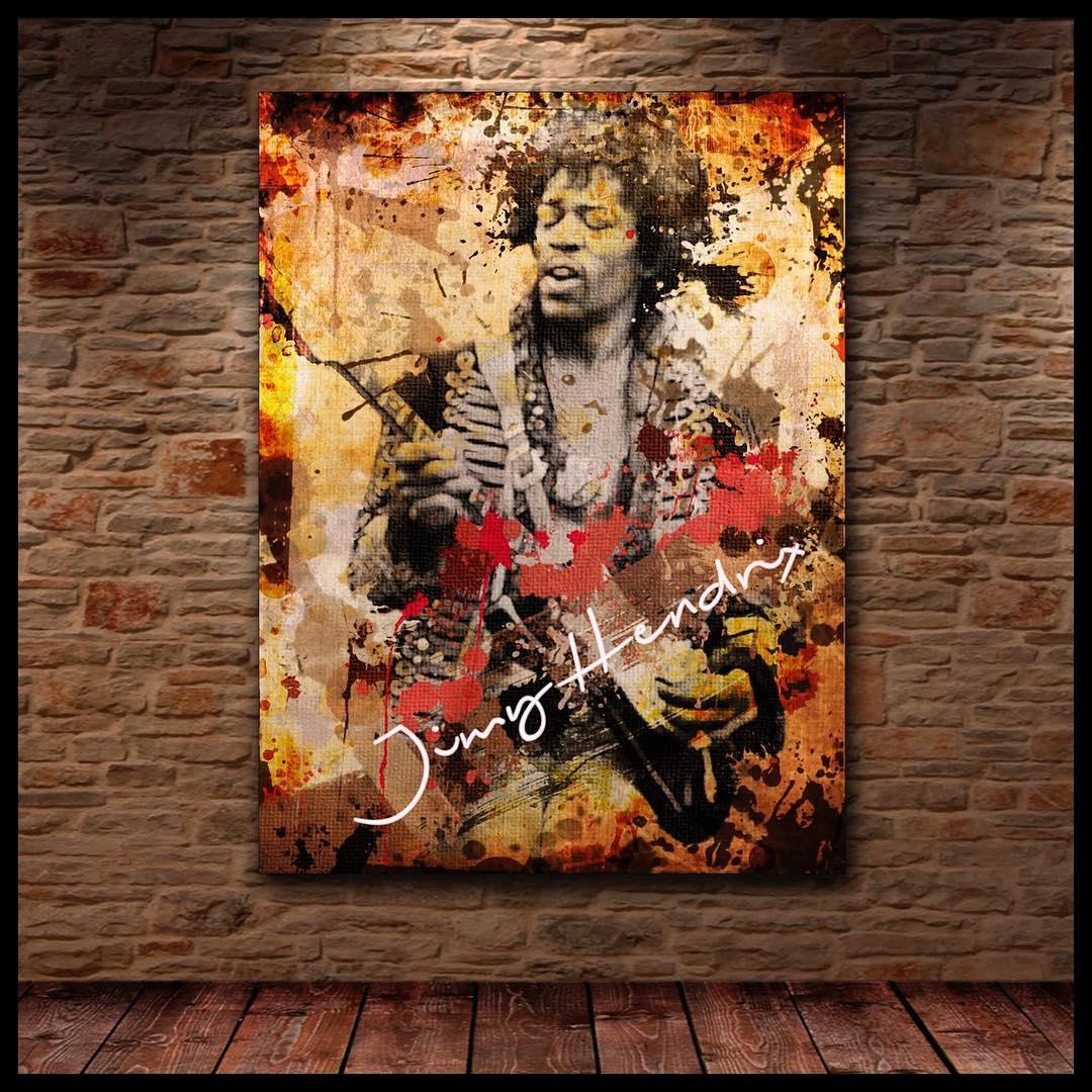 #chilimango #hendrix #jimihendrix #music #rock #art #surfstyle