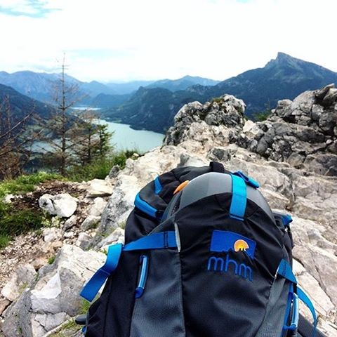 A snap from our European partners in Mondsee, Austria. And a little heads up, we still have packs up to 30% OFF at mhmgear.com! #MHMgear #PacksElevated