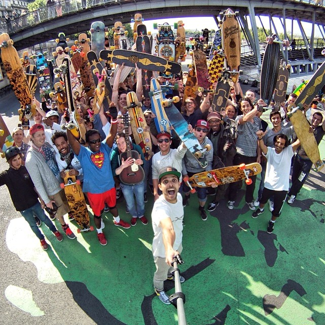@lotfiwoodwalker #docksession longboard meet ups in France. Find the #docksession page on Facebook for more info.