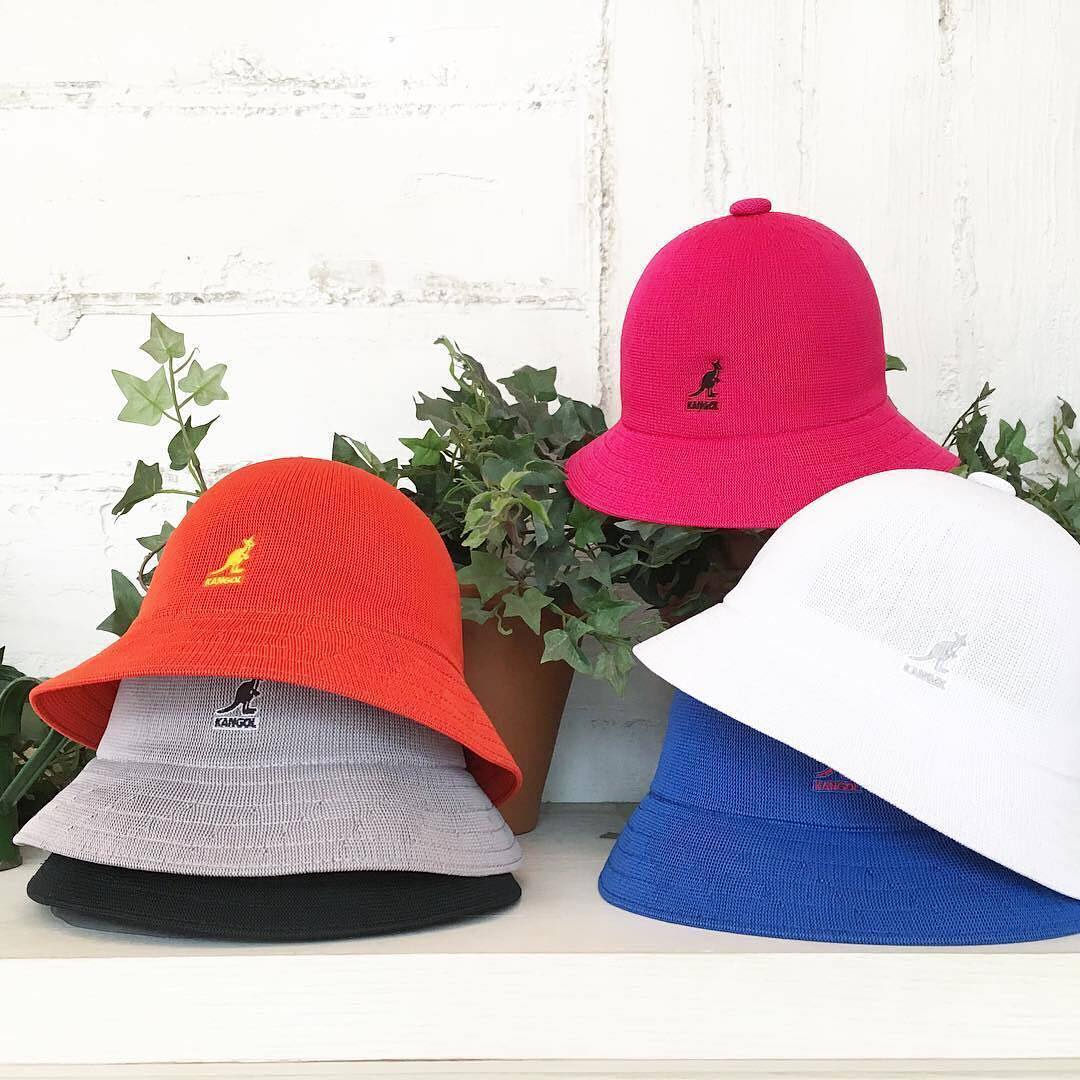 Tropic Casuals In All Flavors #kangol via override_official