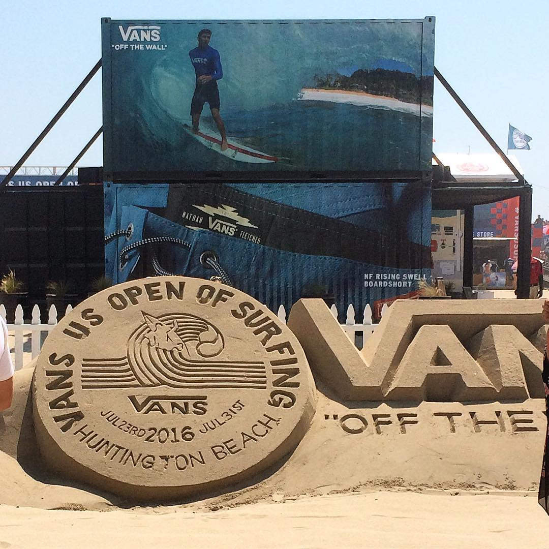 Scenes from the #vansusopen . Thanks to Vans for putting on another great event for all of our enjoyment.