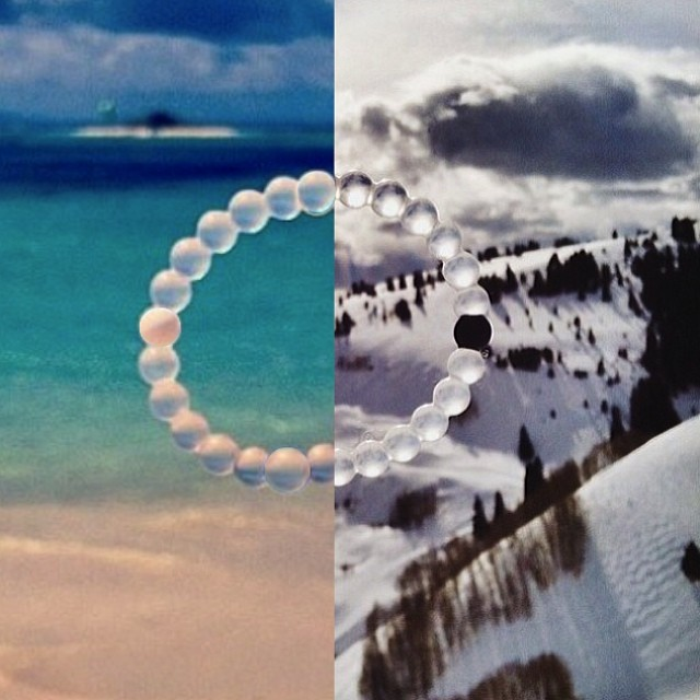 Would you rather vacation in sun or snow? ☀️❄️ #livelokai #sun #snow #vacation