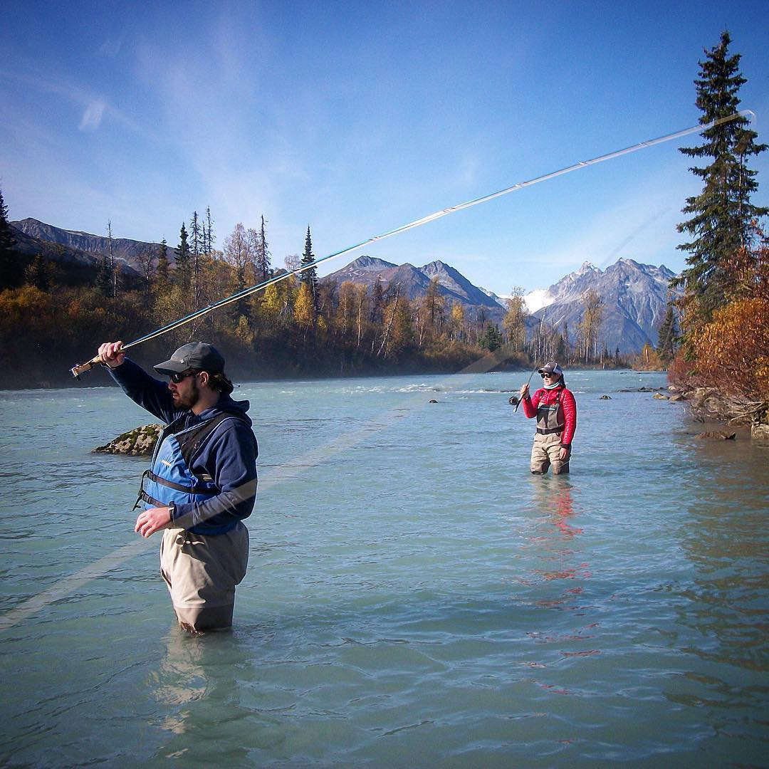 Catch more than fish this fall... Adventurers and Scientists needs the skills of fly fishers along the Gallatin River in Southwest Montana.  Link to project in profile,