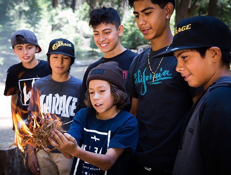 For the past decade we have teamed up with @elementalawareness to send hundreds of kids on scholarship up to @elementskatecamp >>> This time around with every backpack sold a portion of proceeds goes to continue and amplify this program! >>> Help send...