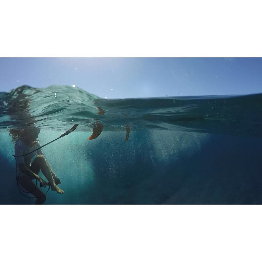 When time stops... #underwater #surfing #katwai #newcollection #surfsuit #comingsoon #SS17