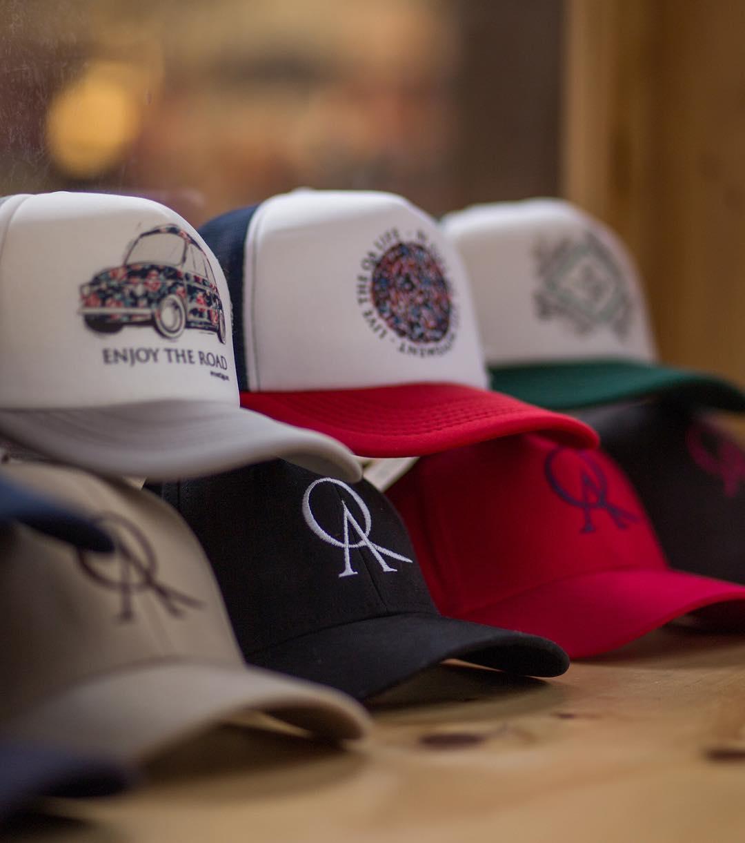 ¡Ahora también estamos en tu shopping preferido y con un 25% OFF en gorras y gorros de lana!