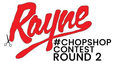The #raynechopshop contest is on! The Template V2 now has a kick tail! Click the link in our bio for more info. #wemakerayne #raynetemplate