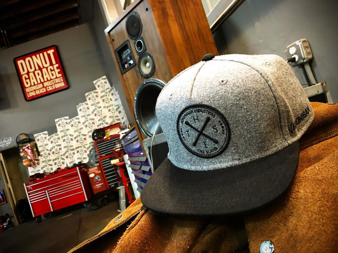 HNGN at LIDS! Yup, find our line of Snapbacks, including this Heather Grey HITS, at your local @lids4hats store. Stop in and #supporthooniganism!