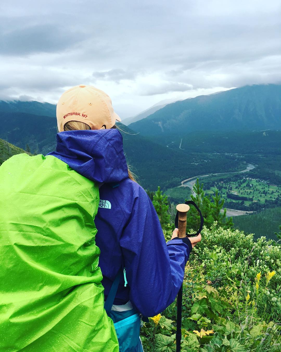 While some are busy at #ORshow, others are hiking @glacier_national_park! Check out team @1percentftp at the Great Bear Wilderness. Together, we're taking steps to rally greater collective action for #climatechange. Support our hike:...