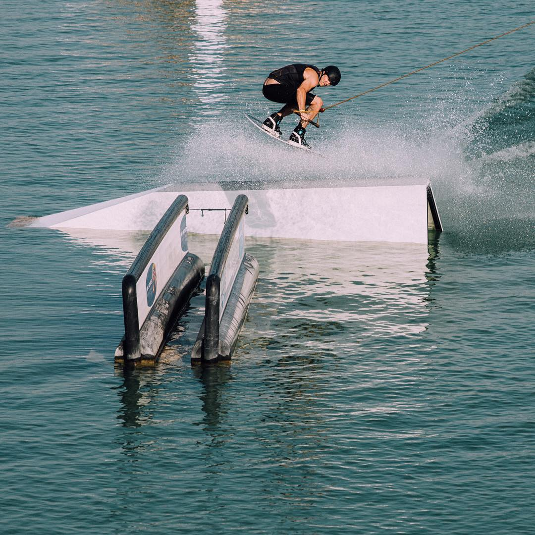 Best riding vids for #therenovation16 are up. Plus, check out what @mitchlangfield had to say about the setup and the vibe! #wakeboarding #linkinbio