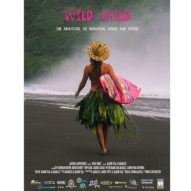 @alisonsadventures Wild Child premieres this Thursday! What an exciting and amazing moment for both @alisonsadventures and @hisarahlee loved being apart of the ride! Congratulations!! So stoked for you both and impressed by everything you have out your...