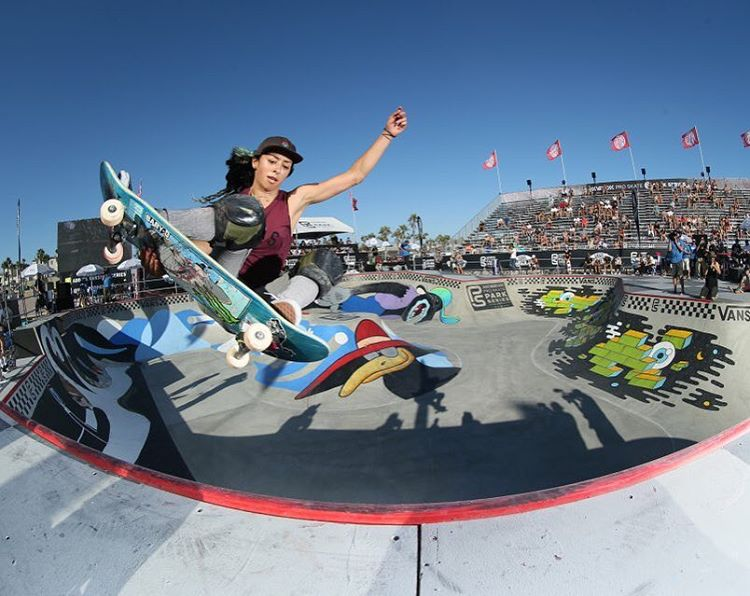 It's been official for a day. Skateboarding is going Olympic. Street & Ramp for #Tokyo2020. Thoughts?