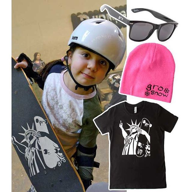 The shop is up!!! Head over to girlsriders.org and check out our shirts, hats, grip and more.