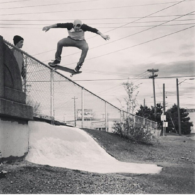 Crew member Jake Flanagan getting after it! #disidual #distinctindividuals #brokeandstoked #skate #shred #style