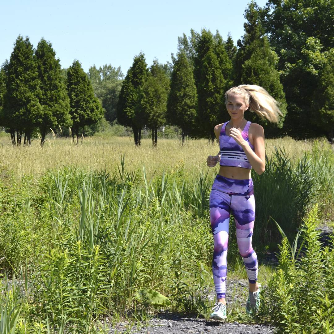 #AkelaSurf #sneakpeek New Active wear Collection Ambassador @anouckross #training #yoga #healthy