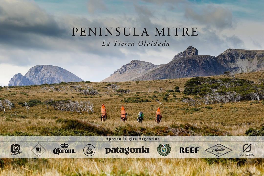Empezamos la Gira con Península Mitre con funciones desde Buenos Aires hasta Ushuaia. Entradas a la venta - link en bio: http://www.eventbrite.com.ar/o/gauchos-del-mar-10801890621  @patagonia.arg @patagonia @corona_argentina @reefargentina @guayaki...