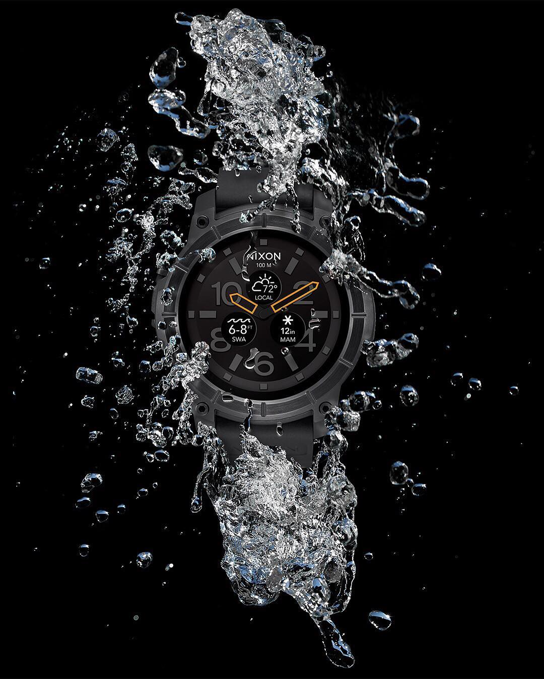 Mission Ready. With groundbreaking water resistant capabilities and an ultra-rugged design, the #Mission features the toughest hardware of any smartwatch on the market. Learn more about the features and functions of the world's first action sports...