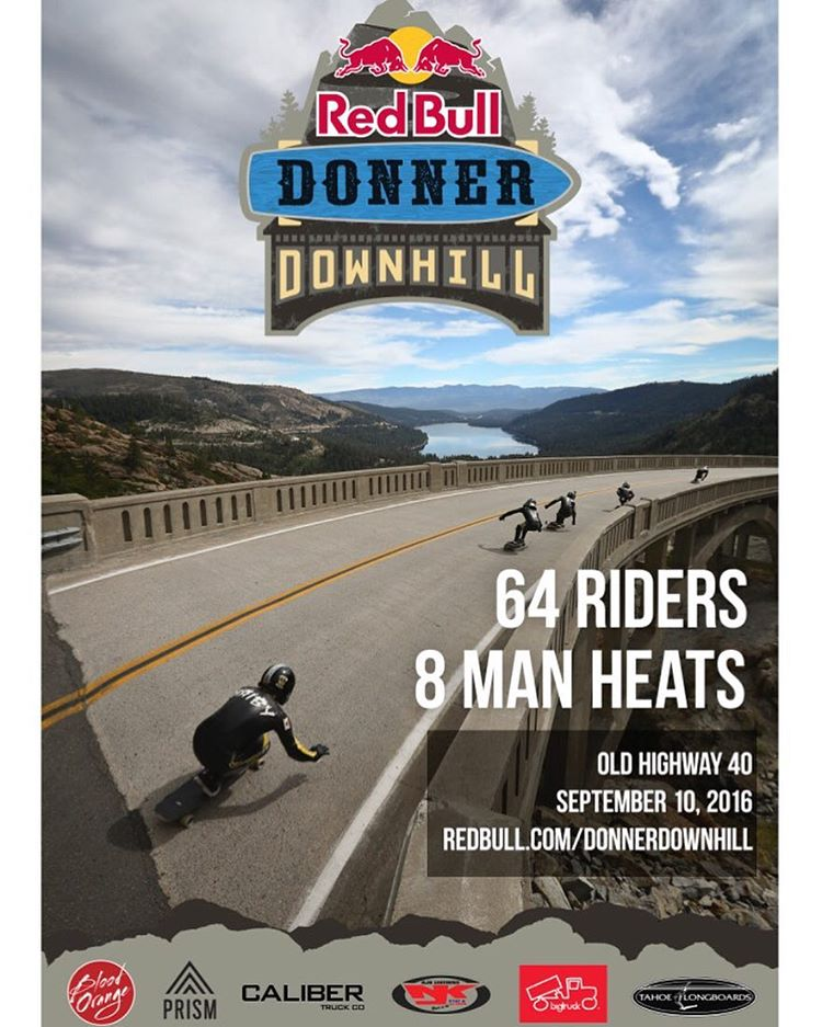 stoked to announce that we will be sponsoring the #redbulldonnerdownhill this September! going to be a sick one!